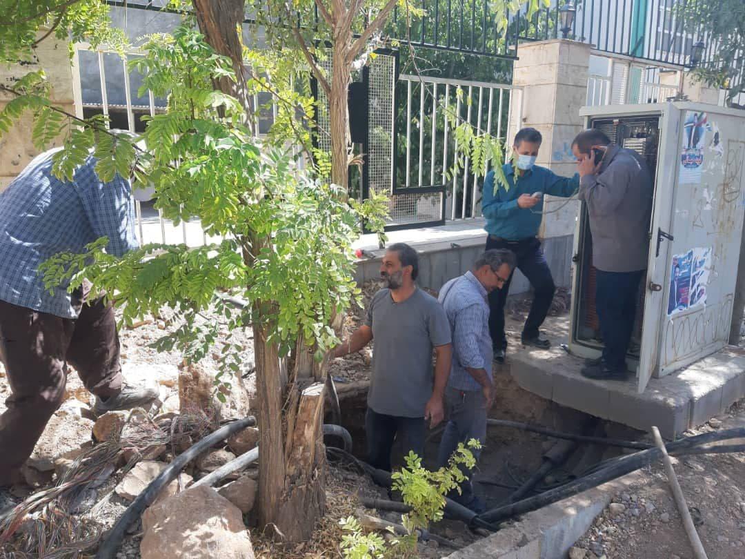 انجام عملیات برگردان کافونوری شهرستان دالاهو