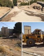 با احداث سه معبر جدید سه گره ترافیکی شهر کرمانشاه رفع می شود